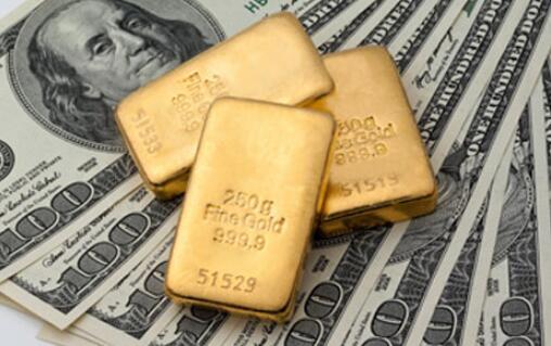 """黄金价格就像耐心的美联储 而不是宽松的债券收益率前景"""""""