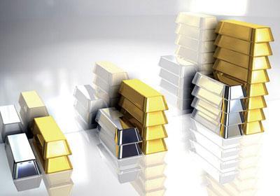 """黄金价格上涨105卢比 银价上涨1073卢比"""""""