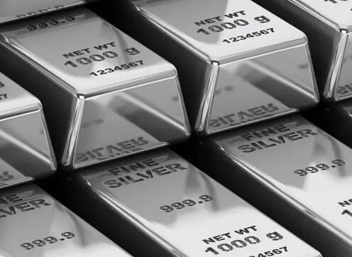 白银价格每日预测 阻力位在25.55美元