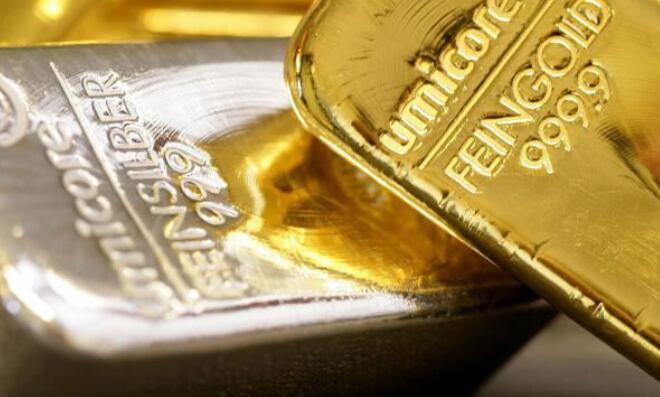 阿塞拜疆的黄金白银价格下跌