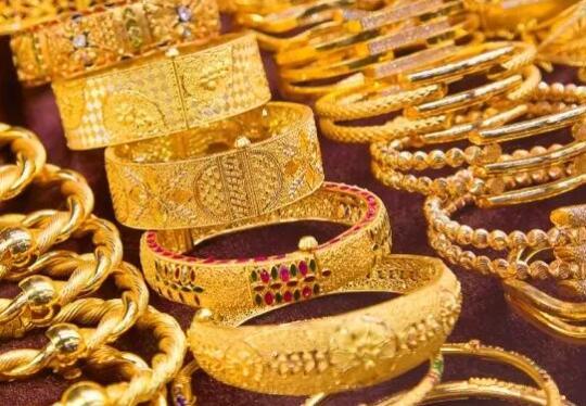 金银价格上涨 看看短短10天内价格上涨了多少