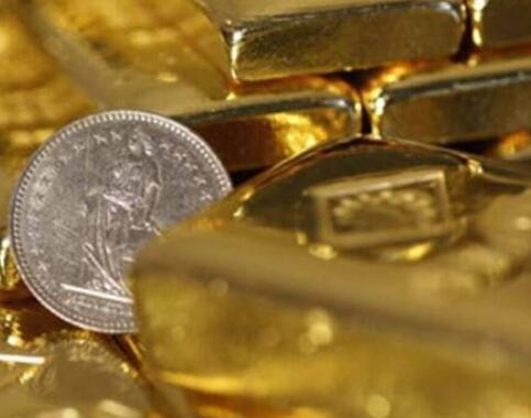 今日黄金和白银的价格