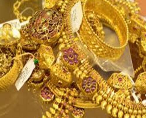 黄金和白银价格发生重大变化 黄金在1天内为600卢比
