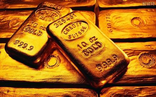 5月11日最重要的黄金和白银下跌4.63%