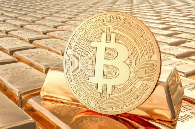 对于那些说比特币是新的黄金的人:你活得还不够长