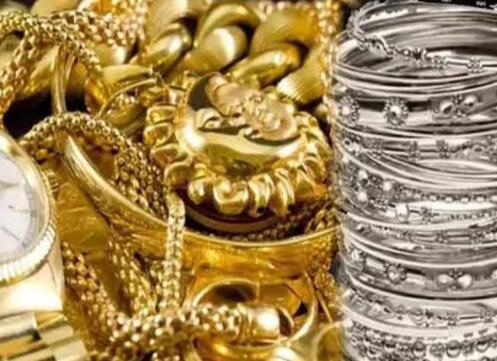 黄金和白银价格下跌 知道您所在城市的最新价格是多少