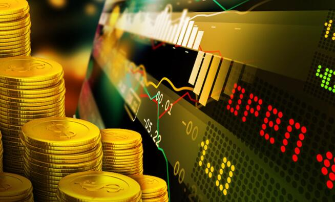黄金价格上涨 白银也上涨