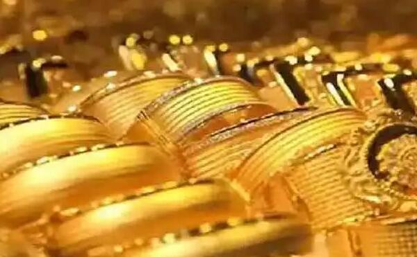 黄金达到48000 连续第三天上涨
