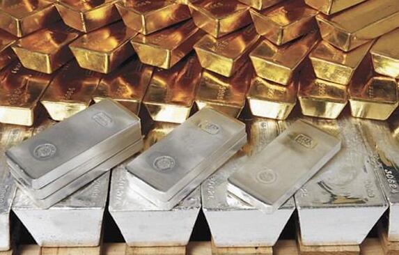 阿塞拜疆的黄金与白银和铂金价格上涨