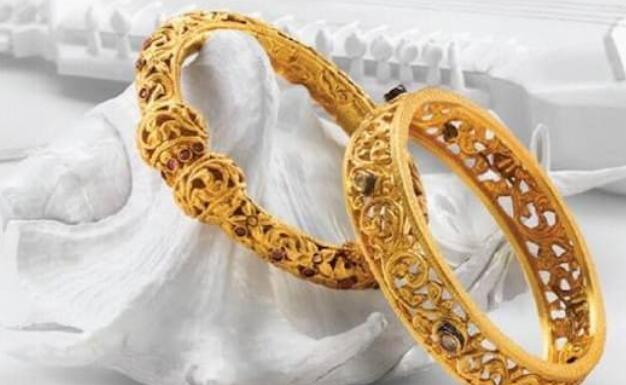 黄金价格连续第二天下跌至48750卢比每10克