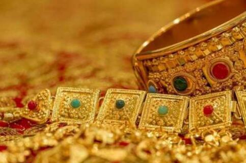 珠宝爱好者的好消息 黄金价格下跌1000卢比