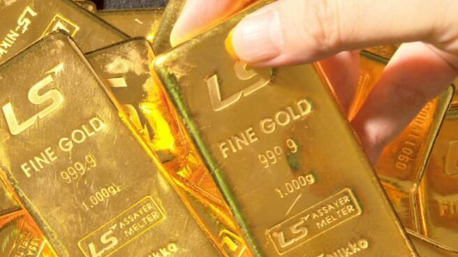 投资者关注美联储会议 黄金守在关键的1800美元下方