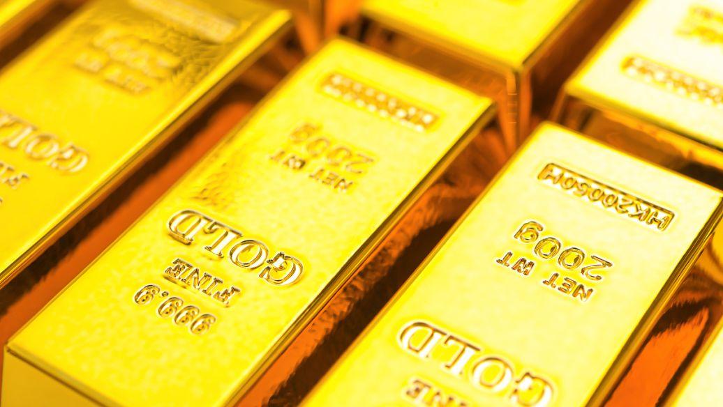 黄金/美元从1840美元附近的两周高位回落
