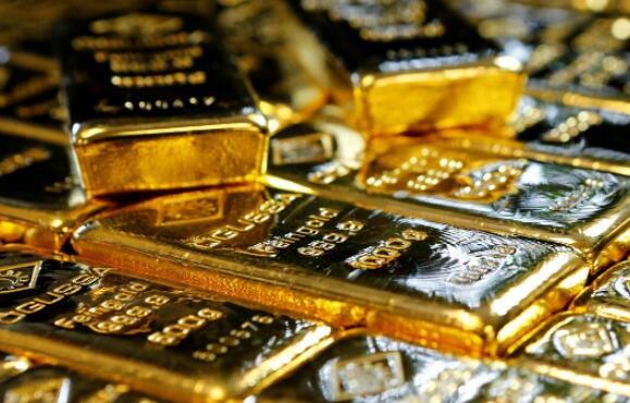 随着美元下跌黄金上涨 可能保持范围限制