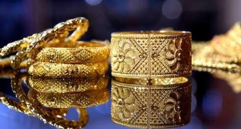 星期一印度现货黄金利率和白银价格