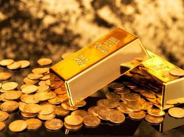 为什么黄金价格会上涨和下跌