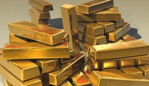 黄金白银价格在前一交易日上涨后下跌