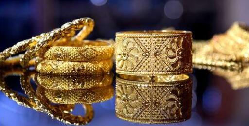 星期二印度现货黄金利率和白银价格