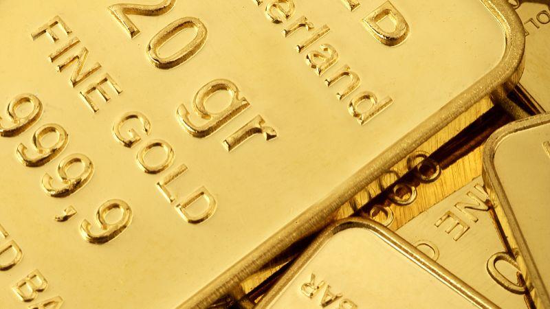 欧洲开盘前黄金和白银小幅走高