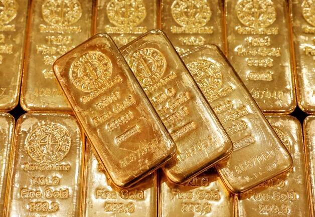 今日黄金汇率:黄色金属小幅走高;银几乎持平