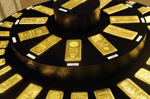 黄金遭遇一个月来最大单日跌幅 收于1800美元以下