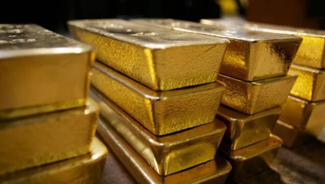 国际市场美元走强黄金回落