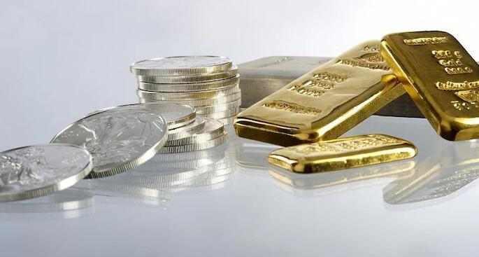 周四黄金和白银都在多商品交易所的低位交易
