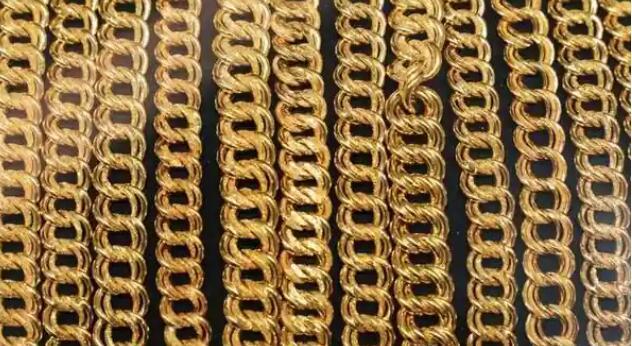 黄金价格今日回落到接近最低3周下降9000卢比从纪录高位