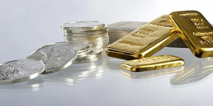 今日黄金和白银价格 贵金属在MCX上创下边际跌幅