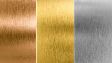 黄金与白银和铜可能成为绿色能源的容器