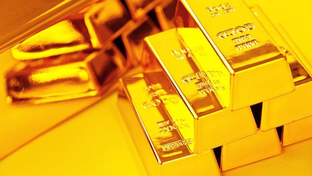 黄金和白银走低