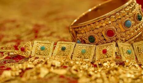 黄金价格在高位开始后整周下跌