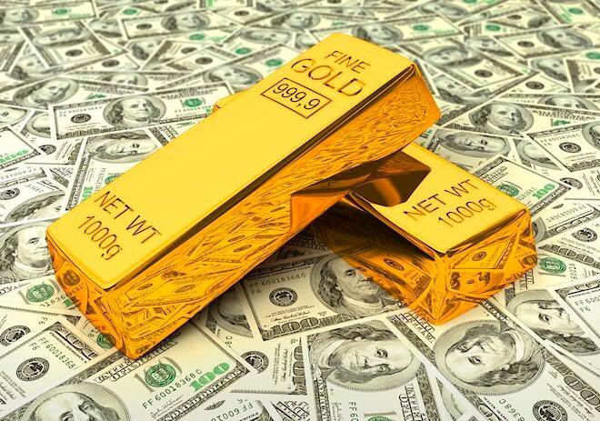 如果1971年后的货币体系不好 为什么金价没有走高?