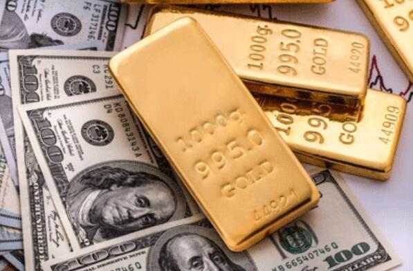 黄金看起来像逆势游戏