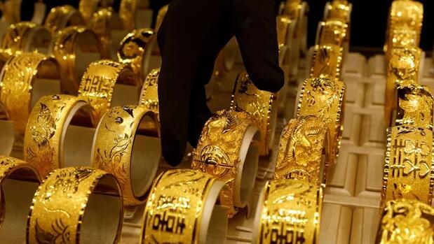 巴基斯坦黄金价格每托拉上涨250卢比