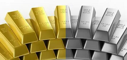 欧洲开盘前黄金和白银双双走低