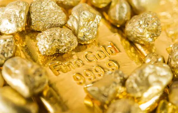 黄金价格预测-黄金市场崩溃支持