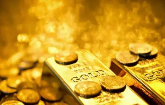 黄金和白银的价格有所下降