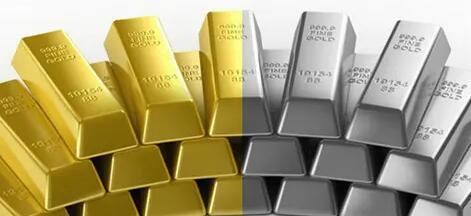 在经历了艰难的周三之后黄金和白银都在欧洲开盘走高