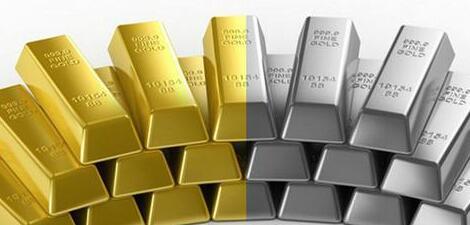 欧盟开放前黄金和白银双双走低