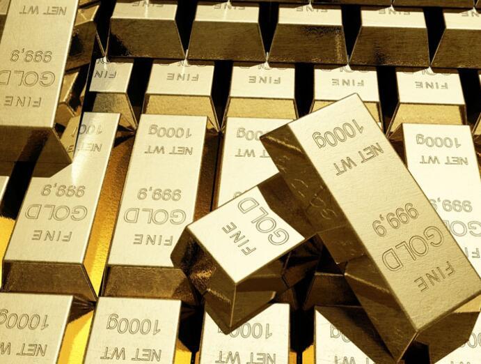 随着美国股指反弹 黄金与白银价格下跌