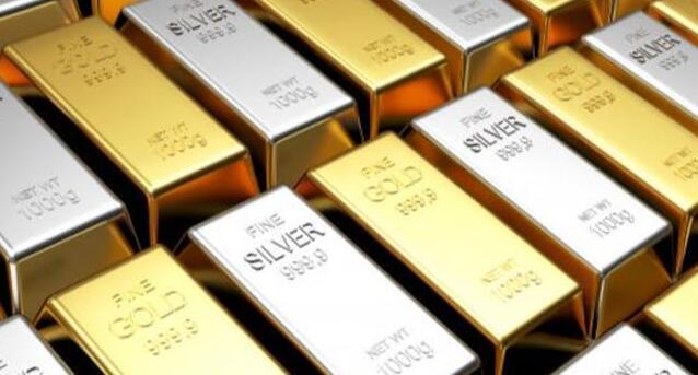 今日黄金白银价格 黄色金属录得小幅上涨