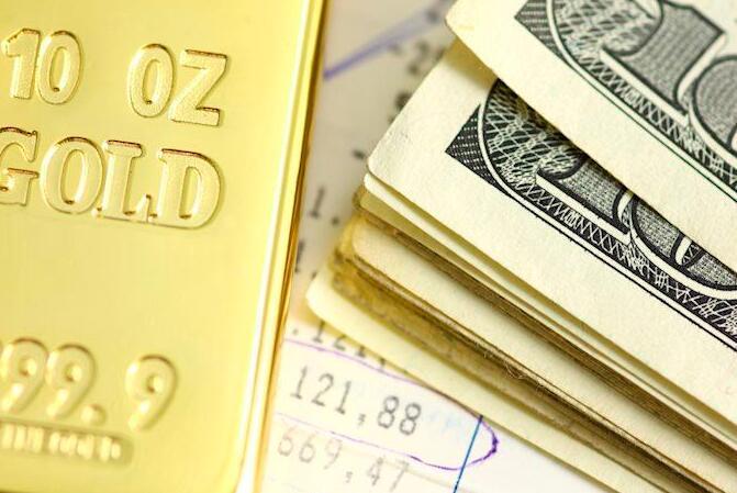 黄金价格分析:XAU/USD在飙升至1780美元后回落至1760美元以下