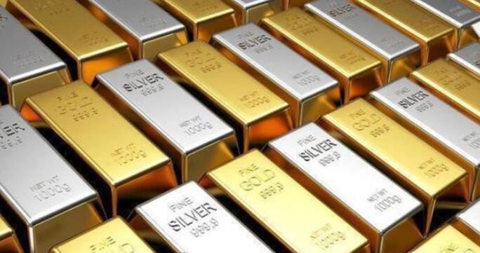 黄金上涨50卢比 白银跌至59834卢比