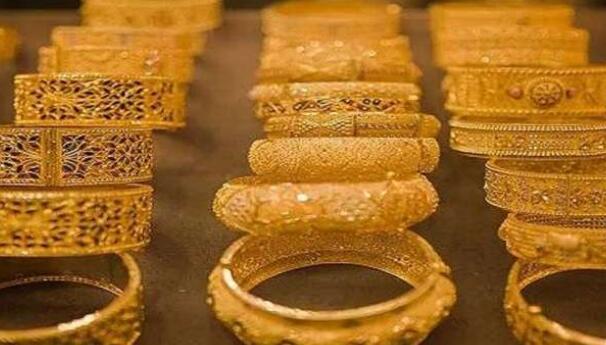 今日黄金价格 黄金上涨50卢比银价下跌922卢比