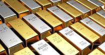 黄金上涨129卢比 白银跌至60369卢比