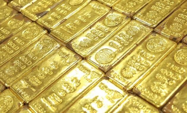 迪拜:黄金价格上涨 24K交易价格为每克217迪拉姆