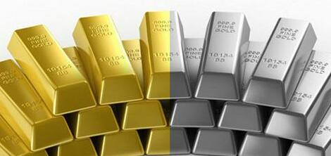 黄金和白银走高 卖出反弹