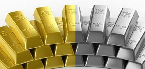 黄金和白银进入欧盟时段小幅走低