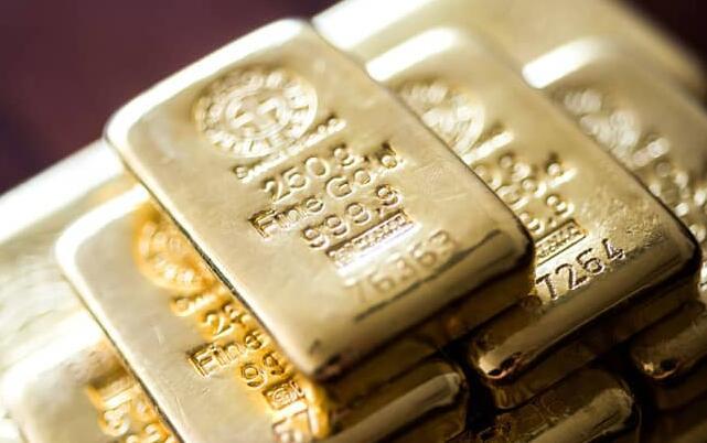 随着通胀担忧加剧 黄金价格上涨